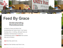 Tablet Preview of feedbygrace.org
